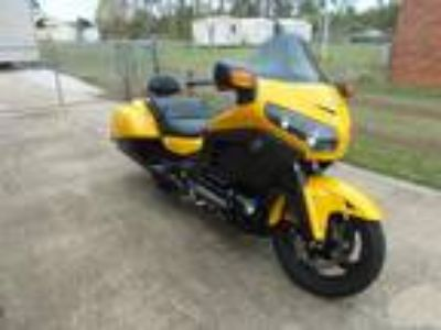2014 Honda F6B Deluxe Goldwing Low Miles