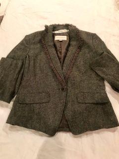EUC, Banana Republic blazer, size 8