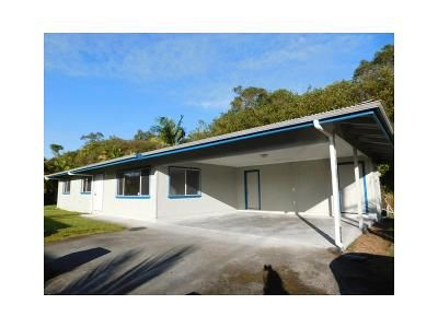 3 Bed 3 Bath Foreclosure Property in Mountain View, HI 96771 - 7897 Leonaka Rd
