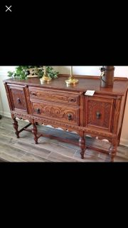 ISO Antique Buffet