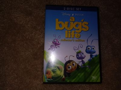 Like new! A bug's life Dvd. Disney & Pixar. **20% OFF SALE! BUY MORE THAN 1 ITEM, GET 20% OFF YOUR TOTAL!