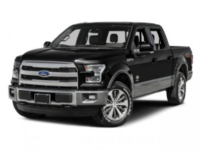 2015 Ford F-150 King Ranch (Tuxedo Black Metallic)