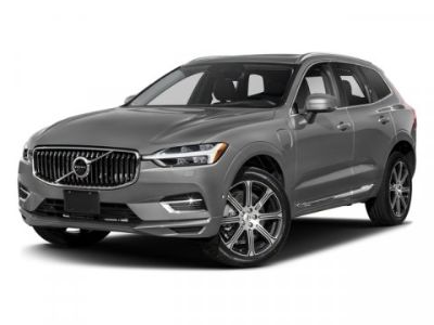 2018 Volvo XC60 R-Design (Crystal White)