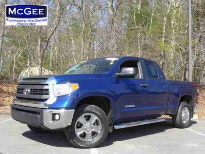 Used 2015 Toyota Tundra 4WD Double Cab 4.6L V8 6-Spd AT