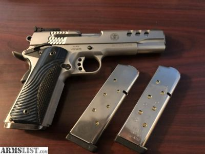 For Sale: Performance Center 1911 Smith & Wesson