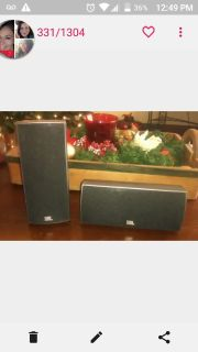 JBL SPEAKERS EXCELLENT CONDITION