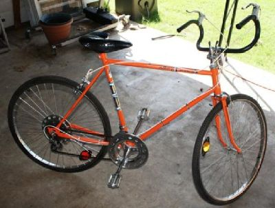 "$150 Pristine Condition AMF Scorcher 26"" Men's 10 Speed Racing Bike"