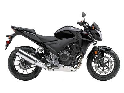 2014 Honda CB500F Sport Motorcycles Aurora, IL