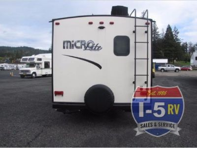 New 2017 Forest River RV Flagstaff Micro Lite 19FD