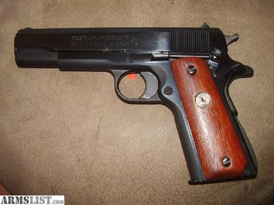 For Sale: Colt Government .45