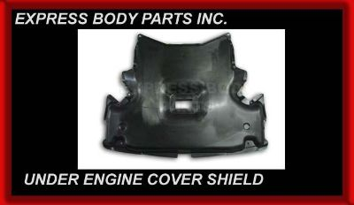 Buy W203 2001-2007 C230 C280 C CLASS FRONT UNDER ENGINE COVER SHIELD SPLASH LOWER motorcycle in North Hollywood, California, US, for US $55.00