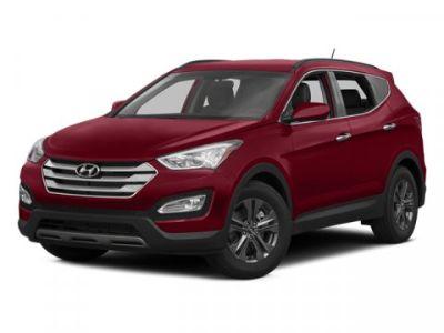 2014 Hyundai Santa Fe Sport 2.4L (Frost White Pearl)