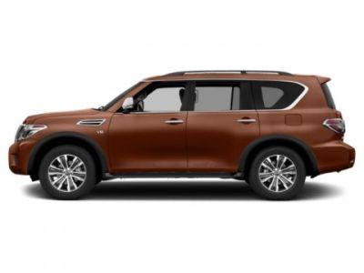 2019 Nissan Armada SL (Forged Copper Metallic)