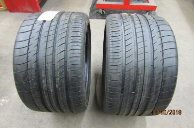 Michelin performance Tire