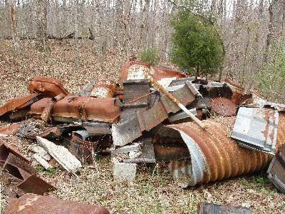 Any type of scrap metal and junk vehicles (ShreveportBossier area)