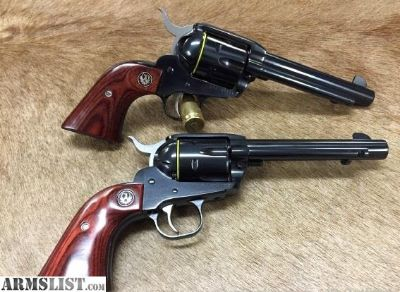For Sale: NEW Pair Ruger New Vaquero