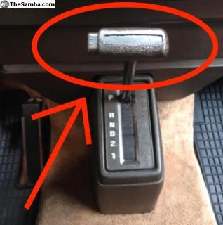 [WTB] Vanagon Shifter Handle for Automatic Transmission