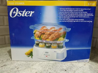 NEW(in box) Oster Steamer