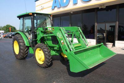 2016 John Deere 5055E Tractors Lawn & Garden Campbellsville, KY