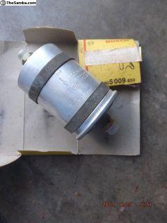 Porsche 930 Turbo Fuel Filter