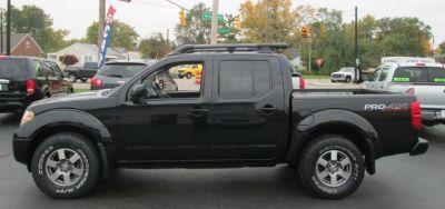 2011 Nissan FRONTIER CREW CAB PRO-4X