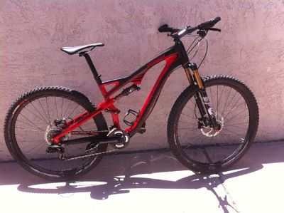 2013 Specialized Camber Pro Carbon 29 Mountain bike  $2000