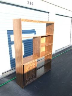 TV Stand Entertainment Center Shelving Bookcase