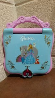 Barbie Island Princess Learning Laptop (T=10)