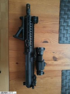 """For Sale/Trade: 8.5"""" UPPER"""
