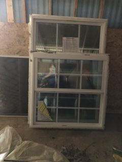 WINDOWS NEW. 4 DOUBLE PANE ENERGY STAR RATED