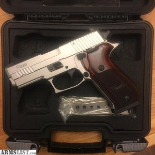 For Trade: Sig P220 Carry Elite Stainless