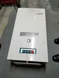 Bosch tankless water heater gas 100,000 btu NOS