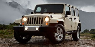 An Impressive 2012 Jeep Wrangler Unlimited with 99,600 Miles