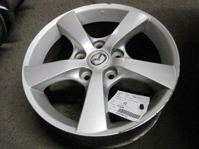 Find 04-06 MAZDA 3 Wheel 16x6-1/2, alloy, (5 spokes) AUTOGATOR motorcycle in Roseville, California, US, for US $40.00