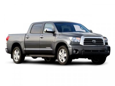 2008 Toyota Tundra Limited (Blue)