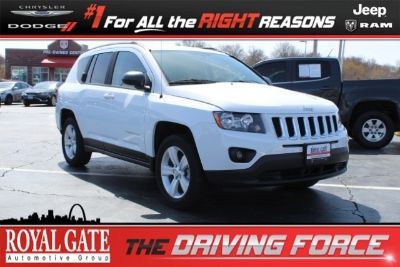 2016 Jeep Compass Sport (Bright White Clearcoat)