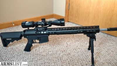 For Sale/Trade: Mid Length Match Trigger .223 Wylde AR-15+Extras