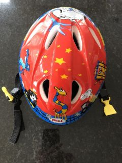 BELL Bike Helmet for ages 4-7 (2)