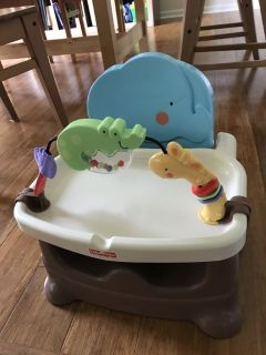 Booster seat/high chair