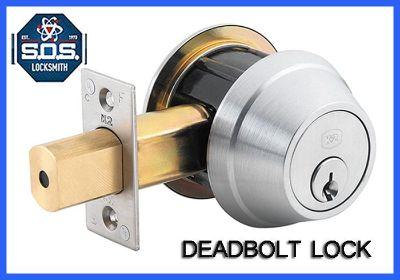 Deadbolt Locks SOS Locksmith 212.206.7777