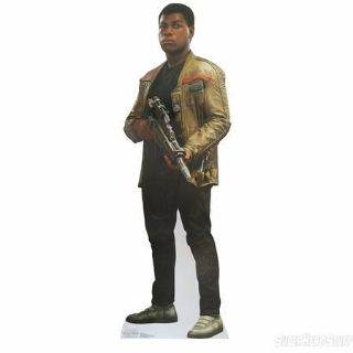 Star Wars The Force Awakens Finn Cardboard Cutouts