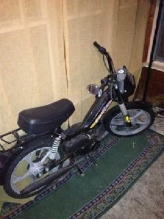 $700 OBO Tomos A35 Sprint motorized bicycle
