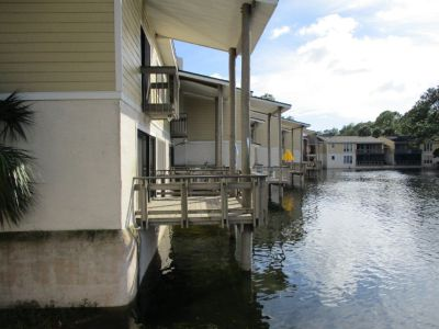 Best Kept Secret in Jacksonville's Southside Area- huge 2200sq. Condo/with water views.