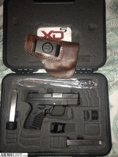 For Sale/Trade: Xds 45