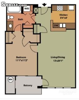 One Bedroom In Springfield