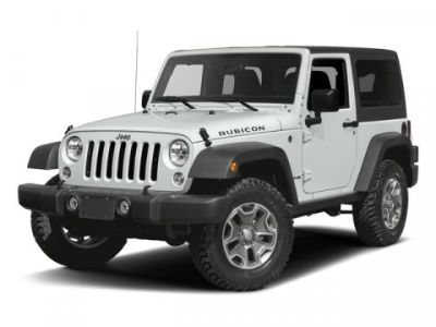 2016 Jeep Wrangler Rubicon (Granite Crystal Metallic Clearcoat)