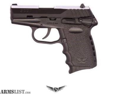 For Sale: 9mm Pistol