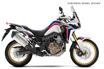 2017 Honda Africa Twin Dual Purpose Motorcycles Long Island City, NY