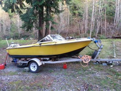 15ft runabout trailer