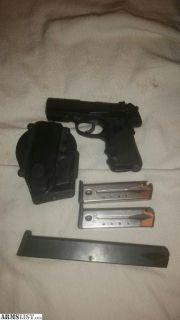 For Sale: P95 Ruger 9 mm